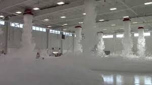 Foam Suppression System